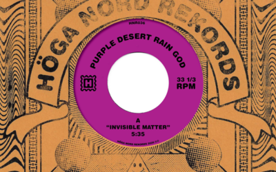 HNR036 – PURPLE DESERT RAIN GOD
