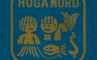 HNRBOX003: UPWARDS AT 33 1/3 DEGREES – HÖGA NORD REKORDS SINGLES COLLECTION VOL. 3